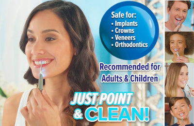 Ultrasonic Tooth Cleaner -