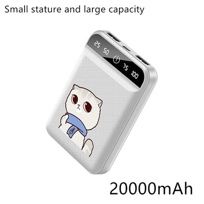 Double USB Power Bank -