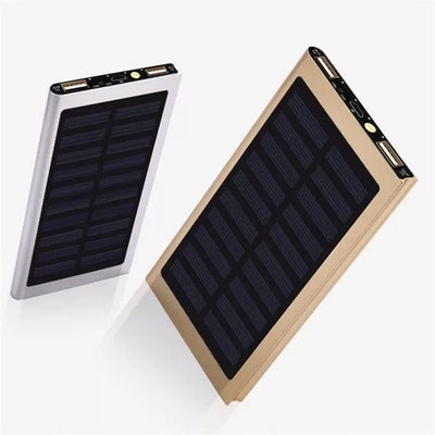 Solar Power Bank -