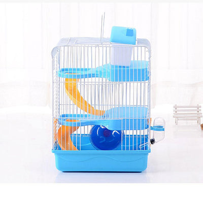 3-storey bird/rat cage -