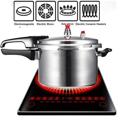 stainless steel pressure cooker -