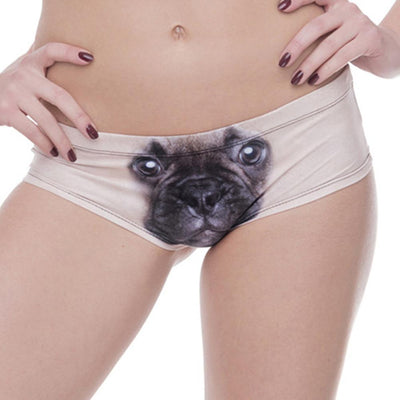 3D Animal Ear Panties -