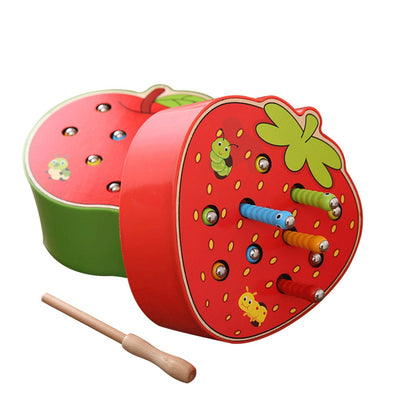 creative wooden toys for children -