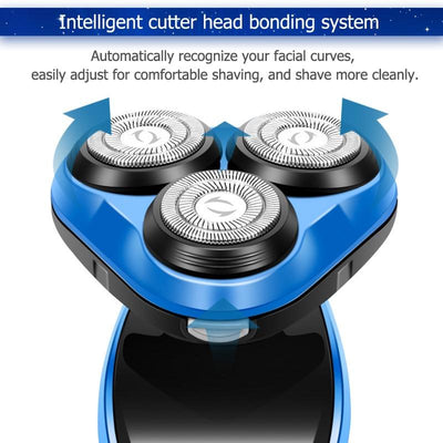 4 In 1 Electric Shaver -