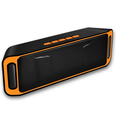Bluetooth Speaker - Orange