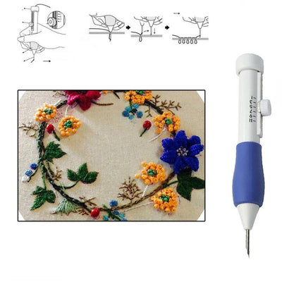 Magic Embroidery Pen -