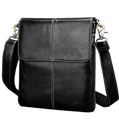 Leather Crossbody Bag -