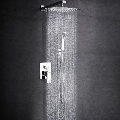 Oversized Rainfall Shower Head -