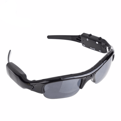 Sunglasses with Camcorder -