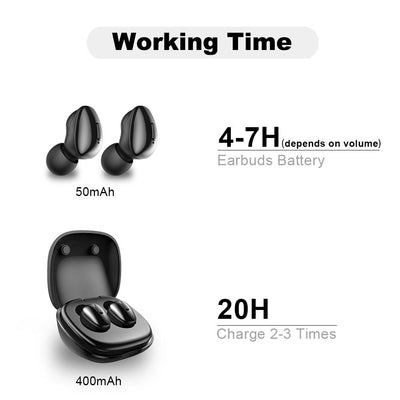 Bluetooth 5.0 Earphones -