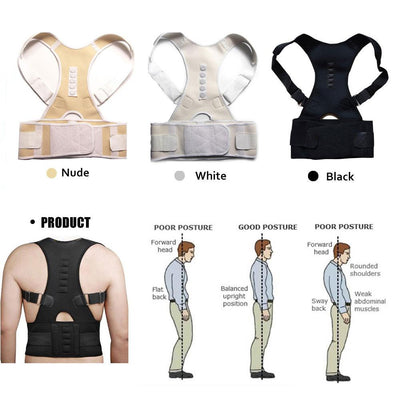 Posture-Corrective Therapy Back Brace -