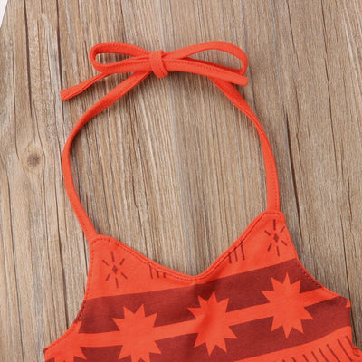 Moana Halter Dress -