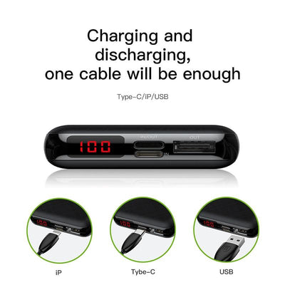 10000mAh Power Bank -