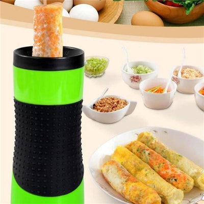 Automatic Egg Roll Maker -