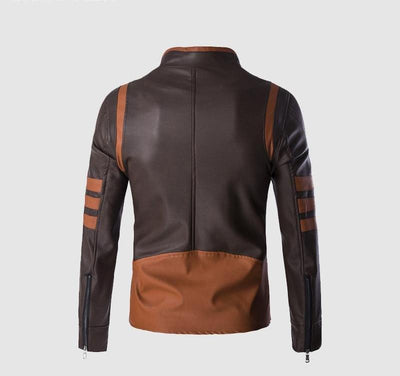 Wolverine Leather Jacket -