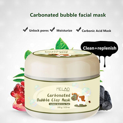 Carbonated Bubble Clay Mask -