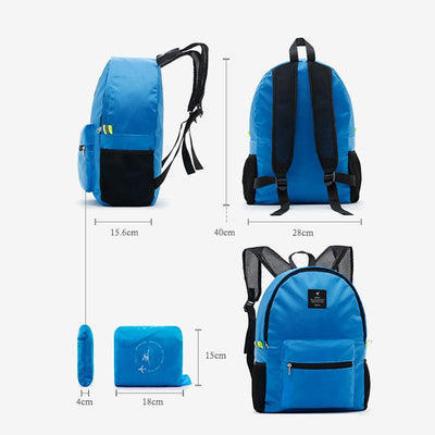 Waterproof School Backpack -