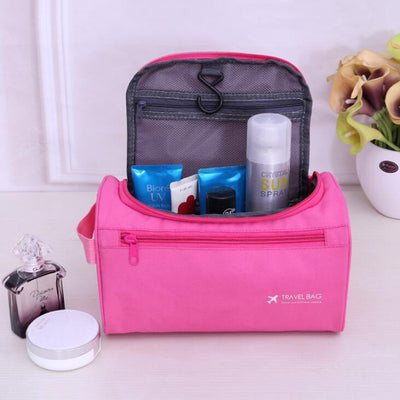 Hangable Makeup Organizer Bag -