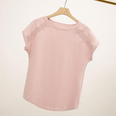Blouses For Women - Pink / M