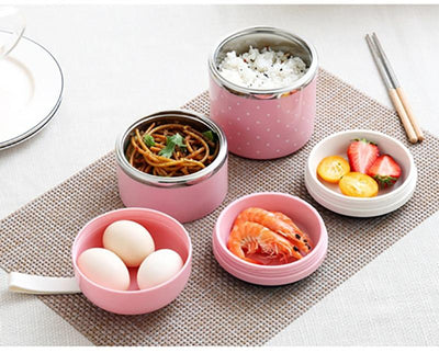 Cute Thermal Lunch Box -