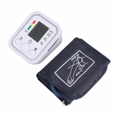 Smart Blood Pressure Monitor -