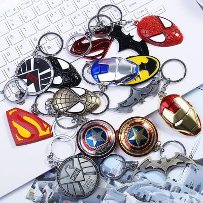 Superhero Key Holder -