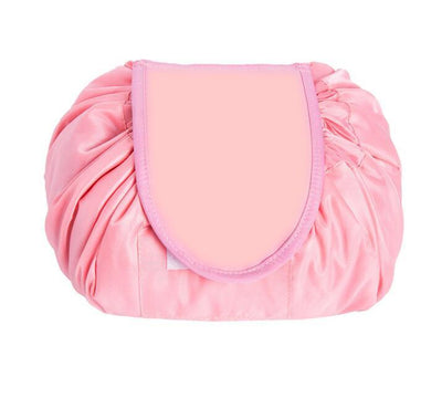Drawstring Makeup Storage Bag -