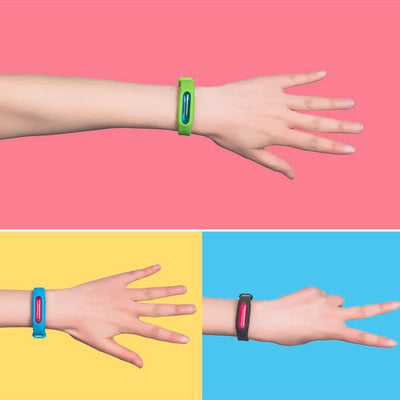 Anti-Bug Wristband -