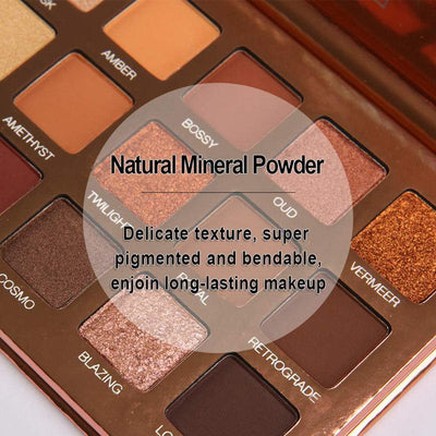 Eyeshadow Palette Makeup -