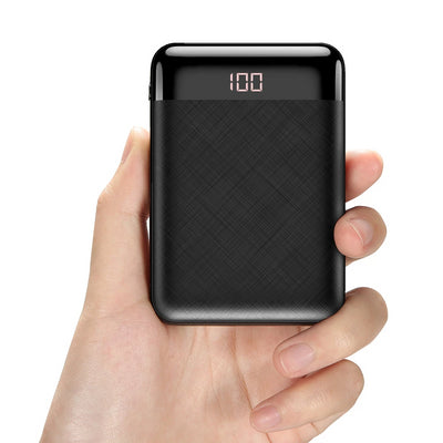 Mini Dual USB Power Bank -