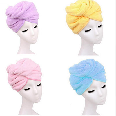 Hair Drying Towels -