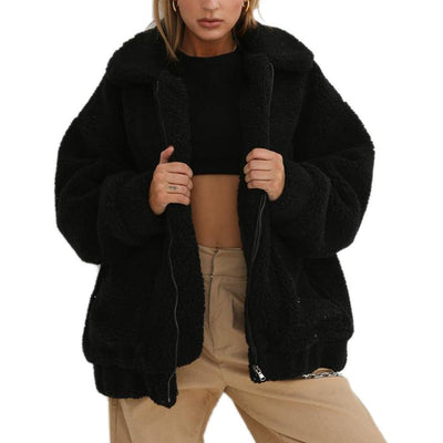 Teddy Bear Jacket -