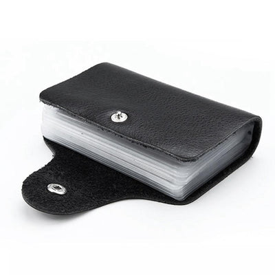 PU Leather Card Holder -