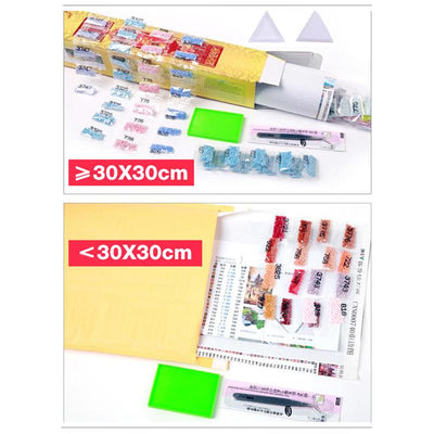 5D DIY Diamond Painting Embroidery Set -