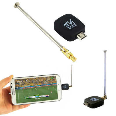 Micro USB DVB - TV Receiver Tuner for Android Smartphone Tablet PC -