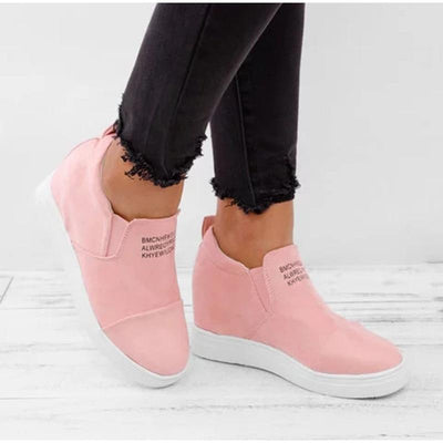 Women Ankle Boots - pink / 5