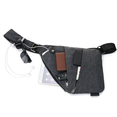 Cross-Body Sling Bag -