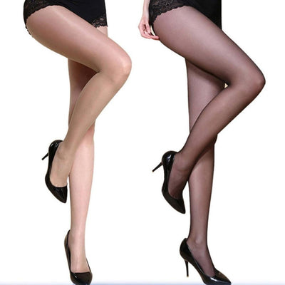 Slimming Silk Stockings -