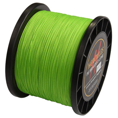 Colored Braided Fishing Line -