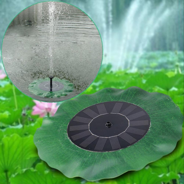 Buy Solar Powered Fountain Pump Square1pro