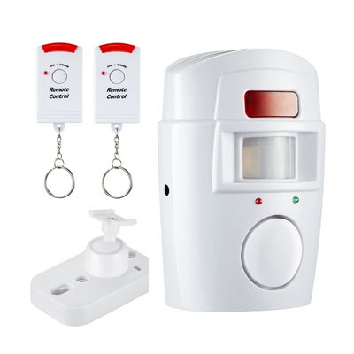 Motion Detector Alarm Systems -