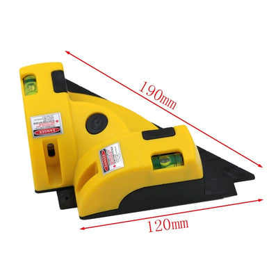 Right Angle Square Laser Level Tool -