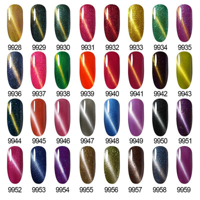 Cat Eye Long-lasting Gel Nail Art 8ml -