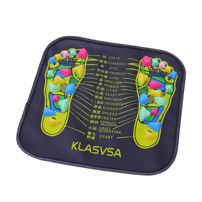 Reflexology Foot Massage Stone Mat -