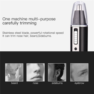 nose hair trimmer -