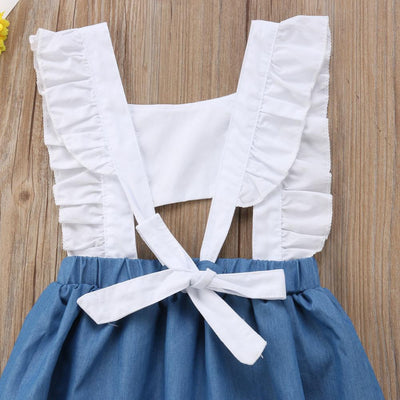 Elegant Toddler Jumpsuit -