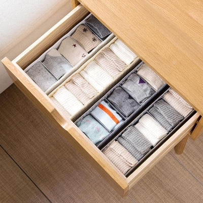 5 Grids Storage Boxes -