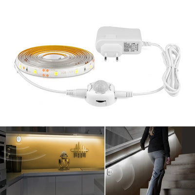 LED Strip With Motion Sensor -