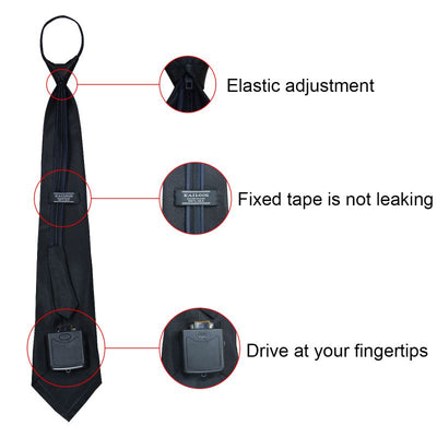 Sound Activated LED Tie -