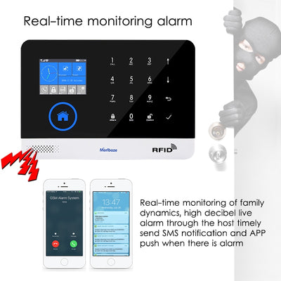 Home Security Alarm Systems -